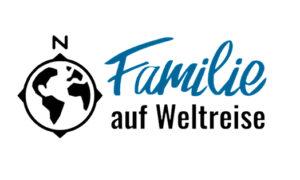 Familie auf Weltreise Logo Podcast Weltreisen