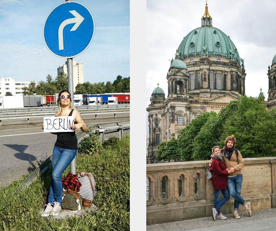 trampen in deutschland