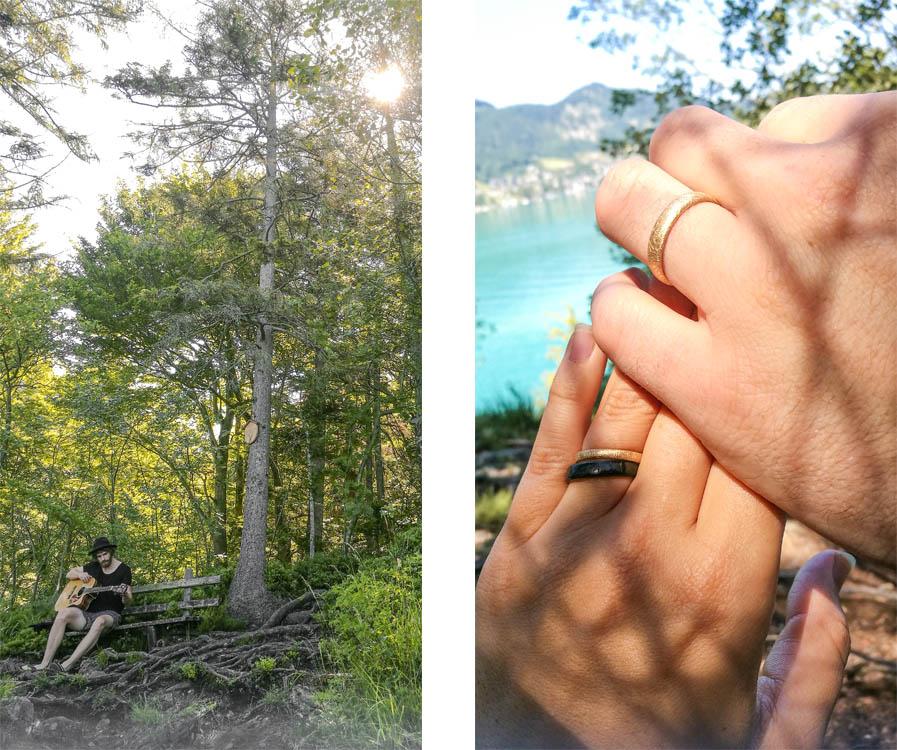 verlobung in österreich