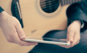 rythmus und anschlagtechniken gitarre
